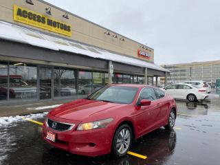Used 2008 Honda Accord Cpe 2dr I4 Auto EX-L for sale in North York, ON