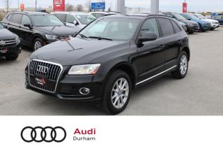 Used 2013 Audi Q5 2.0l Quattro for sale in Whitby, ON