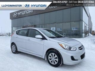Used 2017 Hyundai Accent GL for sale in Lloydminster, SK