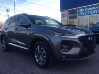 Used 2019 Hyundai Santa Fe Preferred AWD - Apple Car Play - Bluetooth for sale in Cornwall, ON