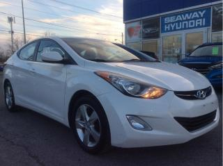 Used 2012 Hyundai Elantra GLS - Automatic - Bluetooth - $500 Prepaid Visa for sale in Cornwall, ON