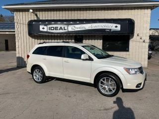 Used 2014 Dodge Journey Limited for sale in Mount Brydges, ON