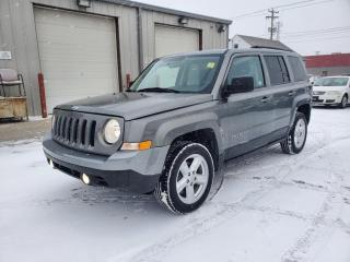 Used 2013 Jeep Patriot 4WD 4dr Sport for sale in Winnipeg, MB