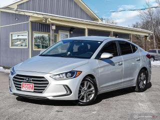 Used 2017 Hyundai Elantra GL,R/V CAM,B.TOOTH,H/SEATS,H/STEERING WHEEL for sale in Orillia, ON