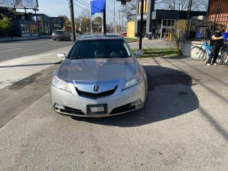 Used 2011 Acura TL w/Tech Pkg for sale in London, ON
