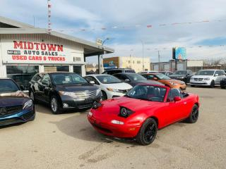 Used 1991 Mazda Miata MX-5 Special Edition for sale in Regina, SK