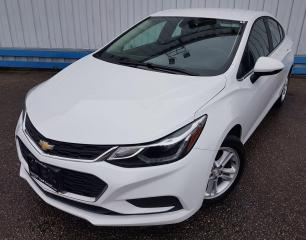 Used 2018 Chevrolet Cruze LT *HEATED SEATS* for sale in Kitchener, ON