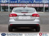 2016 Ford Focus SE MODEL, REARVIEW CAMERA, BLUETOOTH, 4CYL 2.0 L