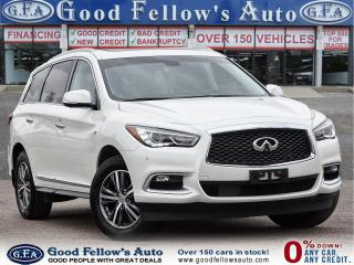 Used 2016 Infiniti QX60 6CYL 3.5L, AWD, 7 PASS, 360° CAMERA, NAVI, SUNROOF for sale in Toronto, ON