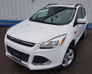 Used 2016 Ford Escape SE 4WD *SUNROOF-NAVIGATION* for sale in Kitchener, ON
