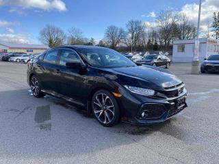 Used 2017 Honda Civic Sedan Si 4dr FWD Sedan for sale in Brantford, ON