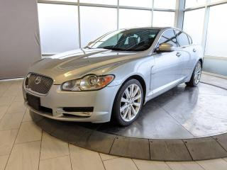 Used 2010 Jaguar XF Premium Luxury for sale in Edmonton, AB