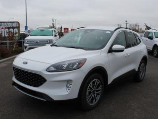 New 2020 Ford Escape SEL AWD | Heated Leather Seats | NAV | Power Liftgate | Adaptive Cruise for sale in Edmonton, AB