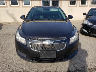Used 2014 Chevrolet Cruze DIESEL*Nav*Leather*Rearview Cam*Sunroof* for sale in Hamilton, ON