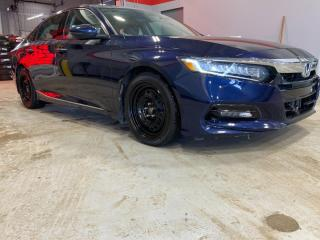 Used 2018 Honda Accord Sedan Touring for sale in Red Deer, AB