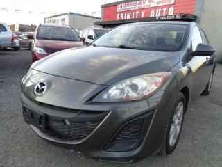 Used 2011 Mazda MAZDA3 4dr Sdn Gx for sale in Brampton, ON