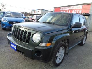 Used 2010 Jeep Patriot 4WD 4DR for sale in Brampton, ON