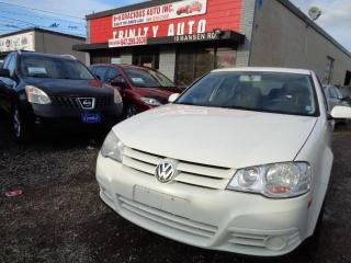 Used 2009 Volkswagen City Golf 4dr HB for sale in Brampton, ON