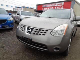 Used 2008 Nissan Rogue AWD 4dr for sale in Brampton, ON