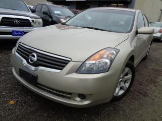 Used 2009 Nissan Altima 4dr Sdn I4 2.5 for sale in Brampton, ON