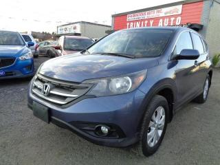 Used 2012 Honda CR-V EXL for sale in Brampton, ON