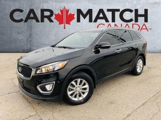 Used 2016 Kia Sorento 2.4L LX / ALLOY WHEELS for sale in Cambridge, ON