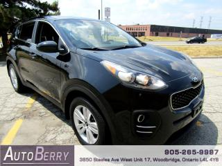 Used 2018 Kia Sportage LX - FWD - 2.4L for sale in Woodbridge, ON