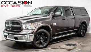 Used 2017 RAM 1500 OUTDOORSMAN HEMI 4X4 for sale in Boisbriand, QC