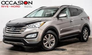 Used 2014 Hyundai Santa Fe Sport Premium MAGS+SIEGES.CHAUFFANTS+BLUETOOTH for sale in Boisbriand, QC