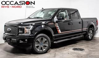 Used 2018 Ford F-150 Lariat Sport Ecoboost 4x4 NAVI+CUIR for sale in Boisbriand, QC