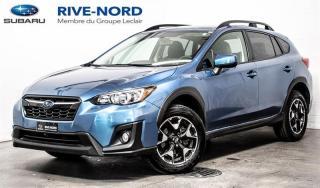 Used 2018 Subaru XV Crosstrek Limited EyeSight NAVI+CUIR+TOIT.OUVRANT for sale in Boisbriand, QC