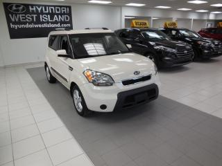 Used 2010 Kia Soul 2U AUTO MAGS A/C CRUISE BT GROUPE ÉLECTR for sale in Dorval, QC