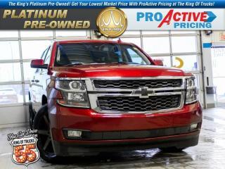 Used 2017 Chevrolet Suburban LT for sale in Kindersley, SK