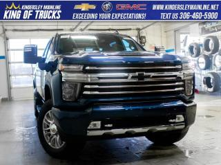 New 2021 Chevrolet Silverado 2500 HD High Country for sale in Kindersley, SK