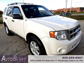 Used 2011 Ford Escape XLT - 4WD - 2.5L for sale in Woodbridge, ON