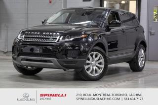 Used 2018 Land Rover Evoque *** RÉSERVÉ / ON HOLD *** BAS KILOMÉTRAGE...COMME NEUF - TOIT PANORAMIQUE - SIÈGES AVANT CHAUFFANT - VOLANT CHAUFFANT - CAMÉRA for sale in Lachine, QC