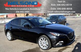 Used 2014 Mazda MAZDA3 GT-SKY for sale in Avonlea, SK