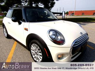 Used 2015 MINI Cooper Hardtop - 1.5L - Auto for sale in Woodbridge, ON