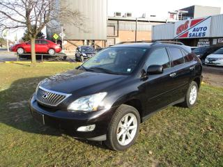 Used 2009 Lexus RX 350 ~ DVD ~ NAVIGATION ~ BACK UP CAMERA for sale in Toronto, ON