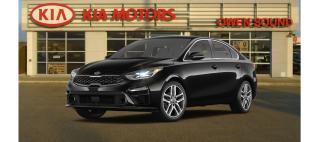 New 2021 Kia Forte EX Premium for sale in Owen Sound, ON