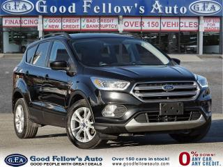 Used 2017 Ford Escape SE 4CYL, PARKING ASSIST RAER, BACKUP CAM, SUNROOF for sale in Toronto, ON