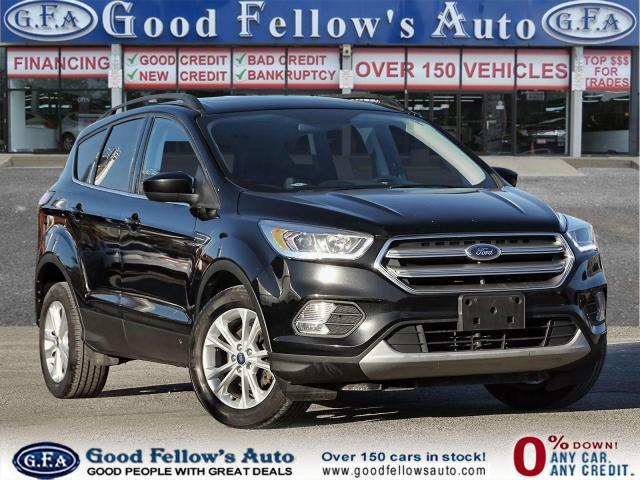 2017 Ford Escape SE 4CYL, PARKING ASSIST RAER, BACKUP CAM, SUNROOF