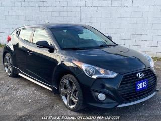 Used 2013 Hyundai Veloster Turbo for sale in Whitby, ON