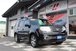 Used 2014 Honda Pilot Touring for sale in Sudbury, ON