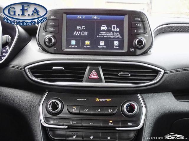 2019 Hyundai Santa Fe 2.4L ESSENTIAL, AWD, APPLE CARPLAY, BACKUP CAMERA