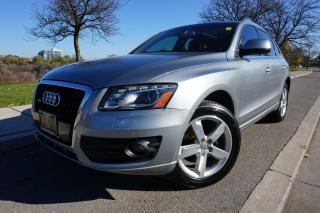 Used 2010 Audi Q5 3.2 / PREMIUM PLUS / CLEAN CARFAX / WELL CARED FOR for sale in Etobicoke, ON