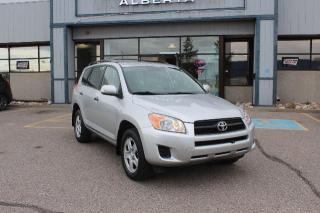 Used 2010 Toyota RAV4 4WD SUV for sale in Calgary, AB