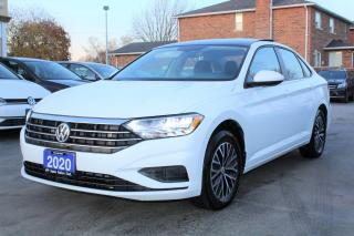 Used 2020 Volkswagen Jetta HIGHLINE for sale in Brampton, ON