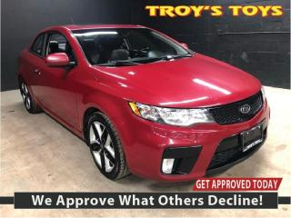 Used 2013 Kia Forte Koup SX for sale in Guelph, ON