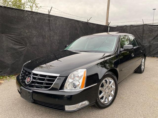 2011 Cadillac DTS NAVI-DRIVER ASSIST-BLIND SPOT-LANE KEEP-SUNROOF